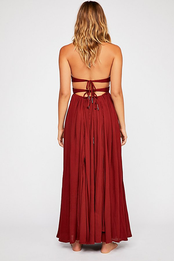 Slide View 2: Lille Maxi Dress