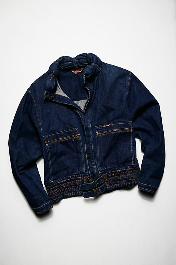 Slide View 2: Vintage 1970s Denim Jacket