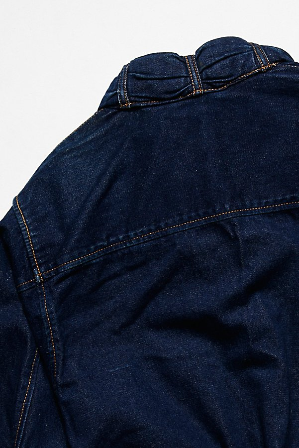 Slide View 5: Vintage 1970s Denim Jacket