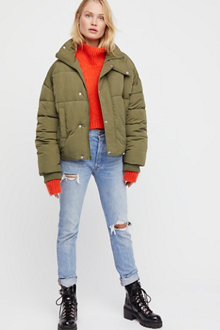 Cold Rush Puffer Coat by Free People