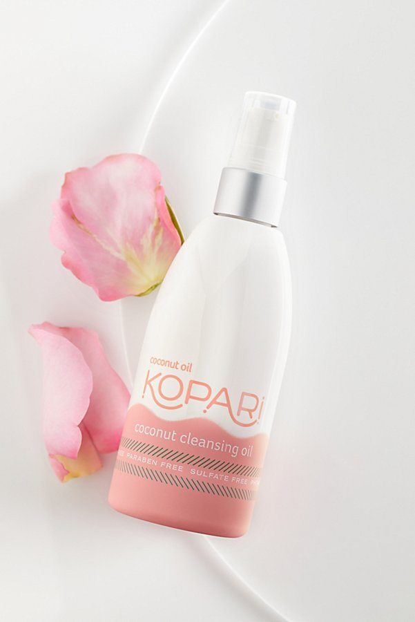 Slide View 1: Kopari Beauty Coconut Cleansing Oil