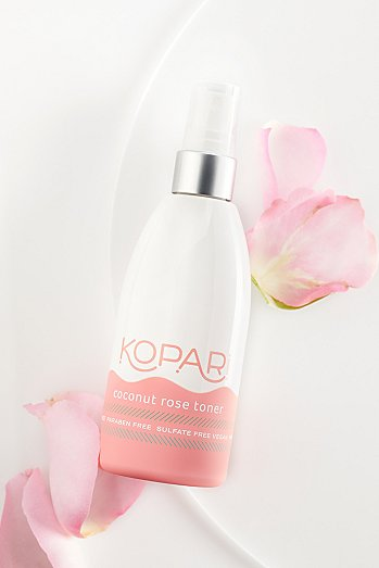 Kopari Beauty椰子玫瑰爽肤水