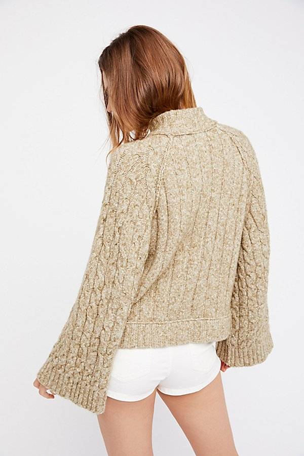 Slide View 1: Snow Bird Pullover