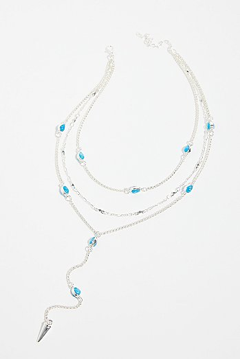 Pretty Lover Delicate Bolo Necklace