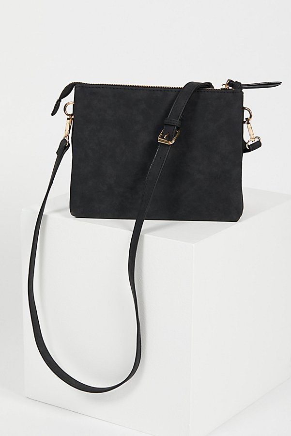 Slide View 3: Laurie Vegan Crossbody
