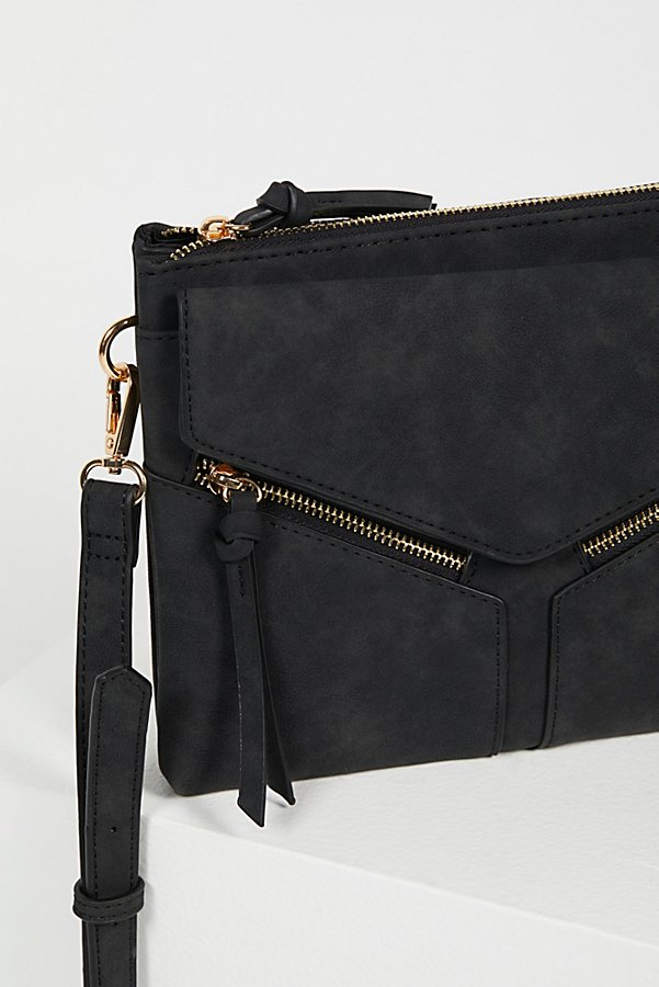 Slide View 4: Laurie Vegan Crossbody