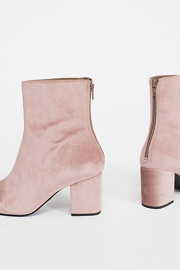 Slide View 3: Velvet Cecile Ankle Boot