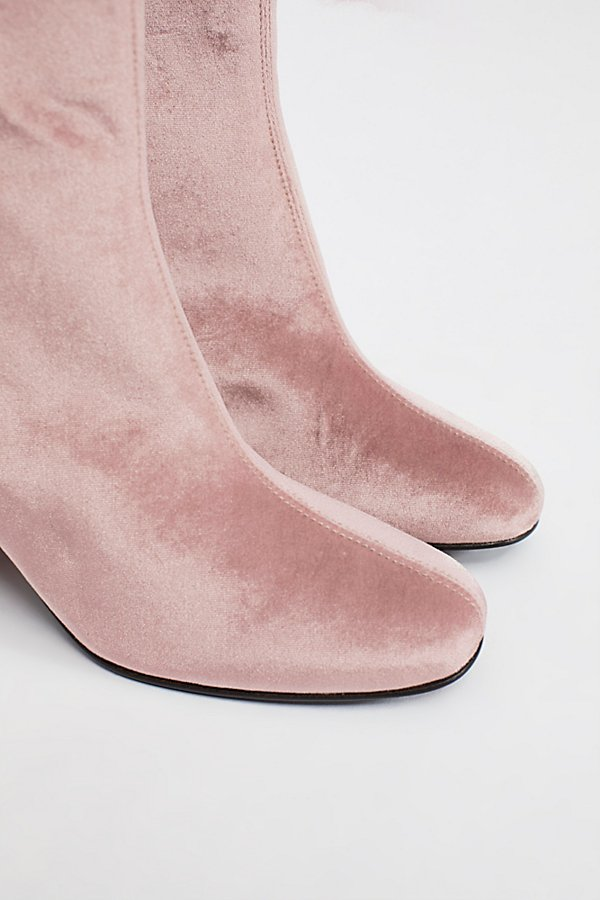Slide View 4: Velvet Cecile Ankle Boot