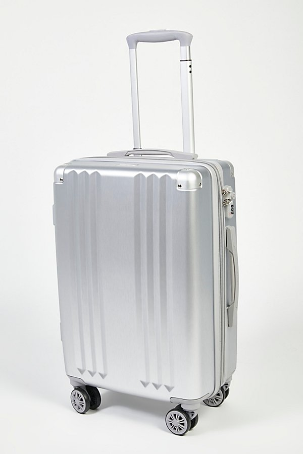 Slide View 2: Amber Brushed Metallic Carry-On