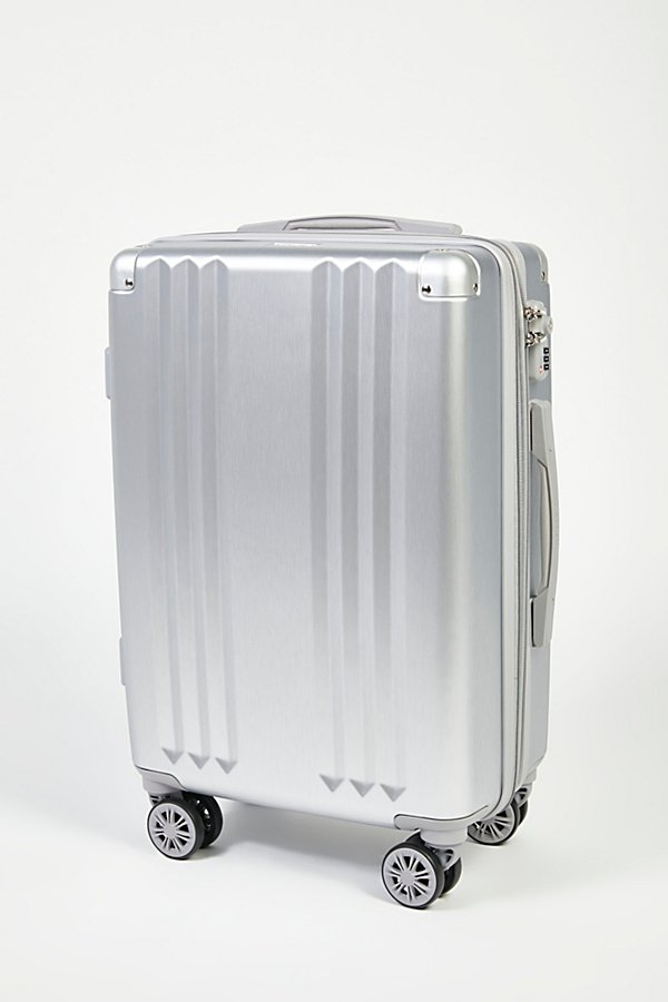 Slide View 3: Amber Brushed Metallic Carry-On