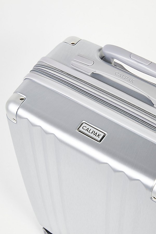 Slide View 4: Amber Brushed Metallic Carry-On
