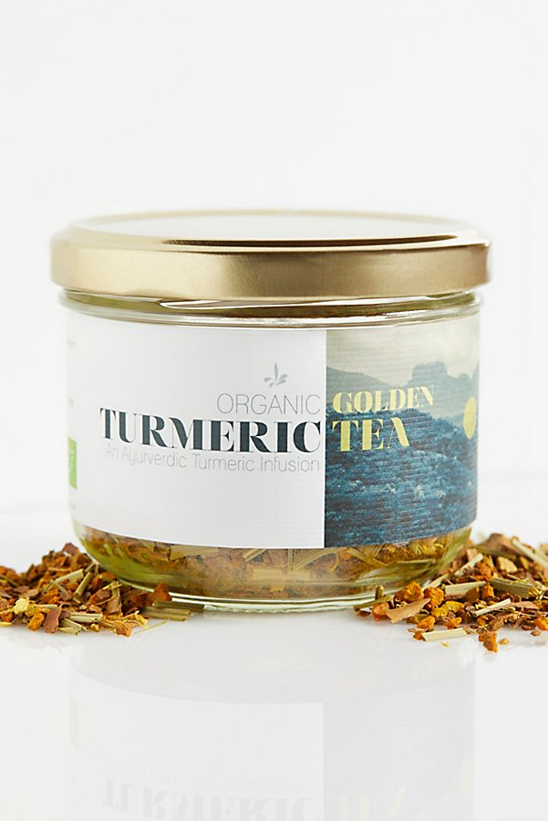 Slide View 1: Golden Turmeric Tea
