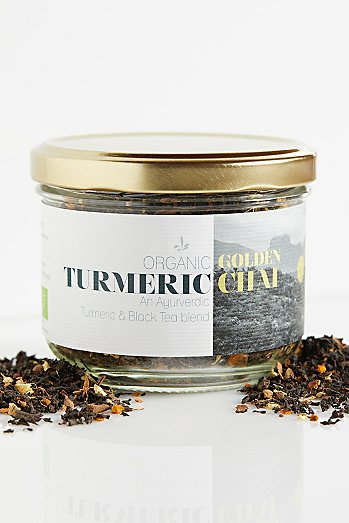 Wunder Workshop Golden Turmeric Chai