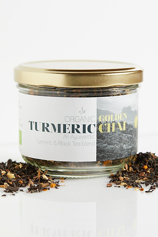 Slide View 1: Wunder Workshop Golden Turmeric Chai