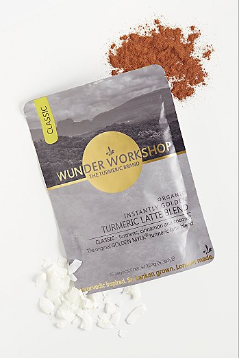 Wunder Workshop Instantly Golden Tumeric Latte