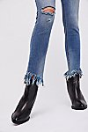 Thumbnail View 6: Great Heights Frayed Skinny Jeans