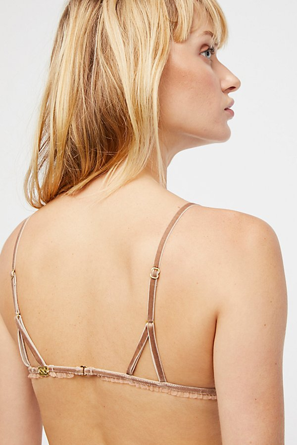 Slide View 3: Golden Garden Bralette