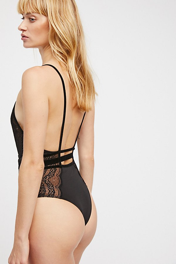 Slide View 2: Evie Lace Bodysuit