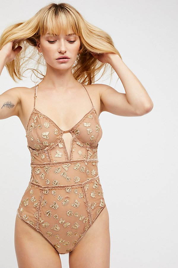 Slide View 1: Golden Garden Bodysuit