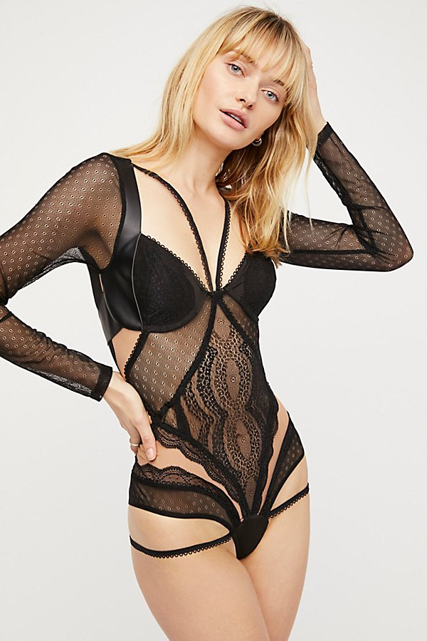 Slide View 1: Esme Long Sleeve Bodysuit