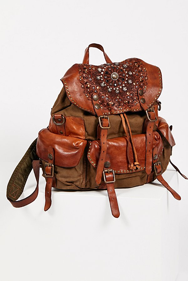 Slide View 2: Trieste Embellished Backpack