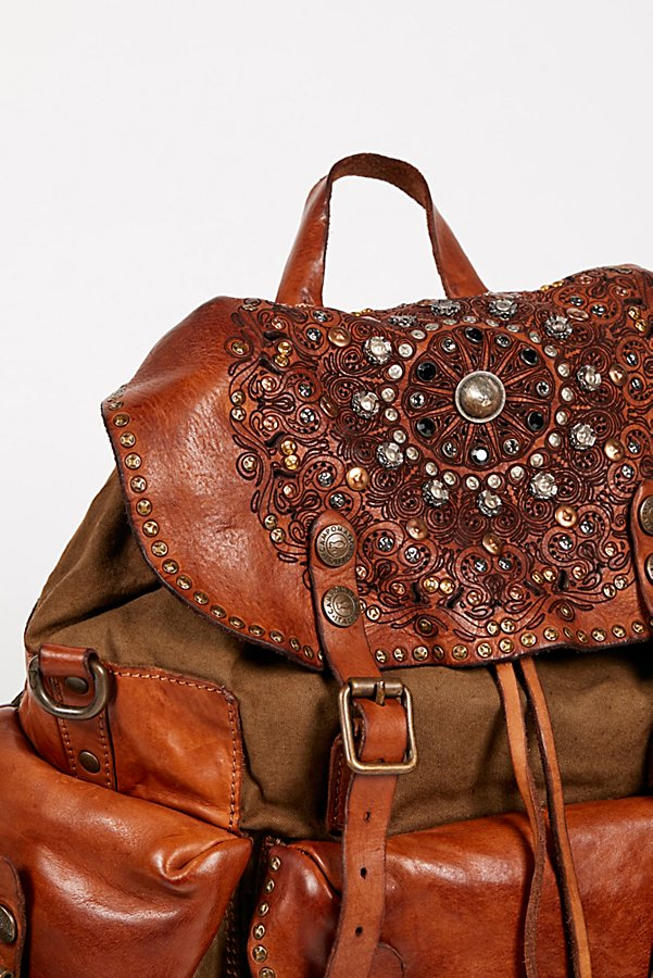 Slide View 4: Trieste Embellished Backpack