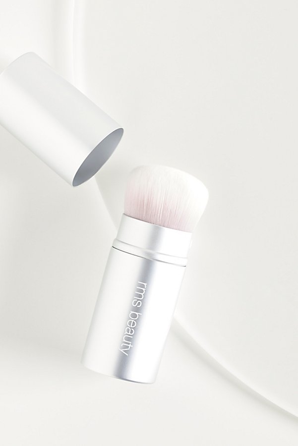 Slide View 1: RMS Beauty Kabuki Polisher Brush