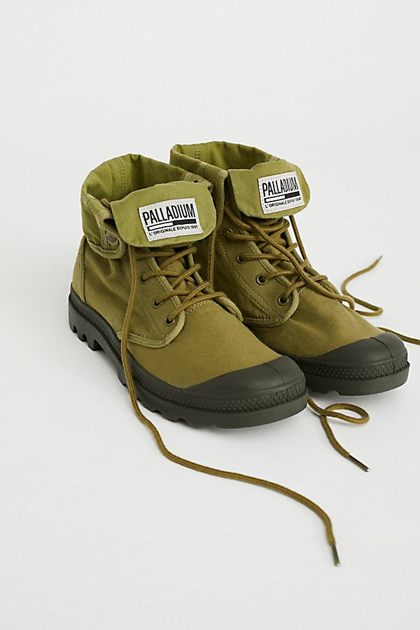 Slide View 1: Baggy Army Foldover Boot
