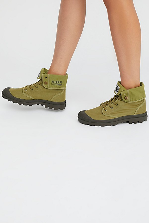 Slide View 2: Baggy Army Foldover Boot