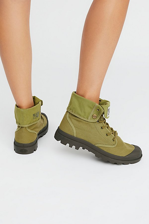 Slide View 4: Baggy Army Foldover Boot