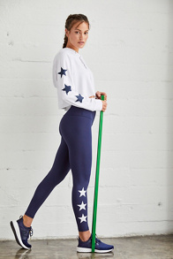 Slide View 1: Teagan Star Legging