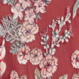 Cranberry Floral