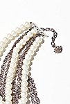 Thumbnail View 2: Pearl x Chain Knot Necklace