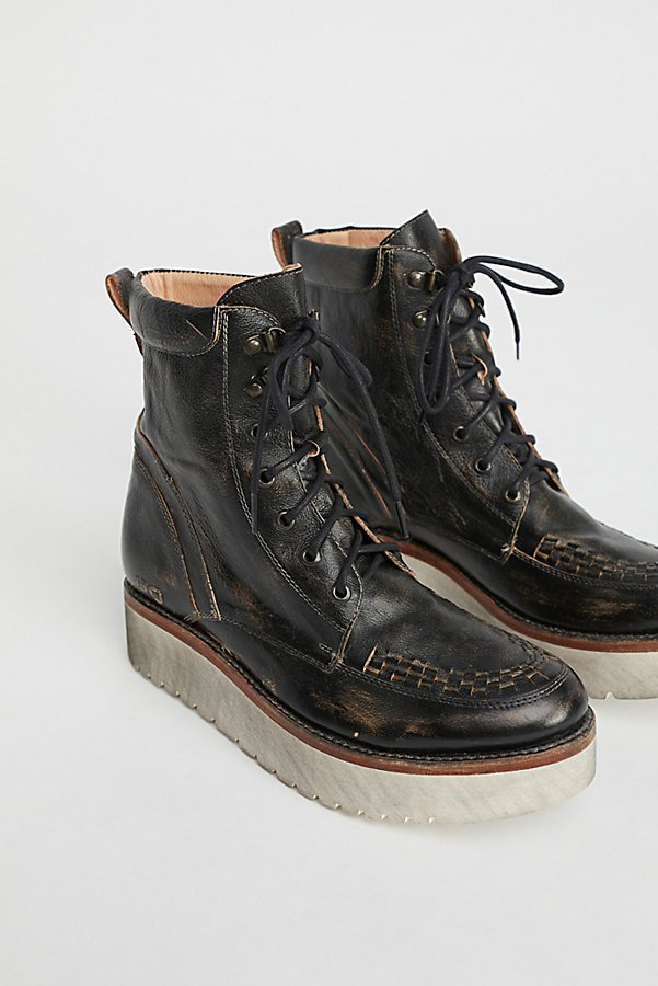 Slide View 3: Billie Lace-Up Boot
