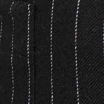 Pin Stripe Navy