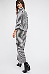 Thumbnail View 3: Striped Twill Suit