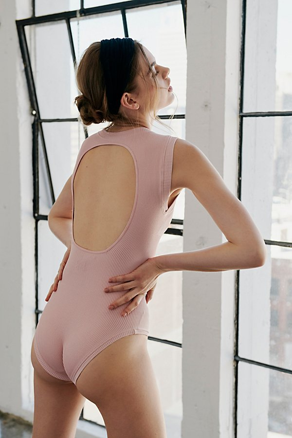 Slide View 1: Backless Onesie