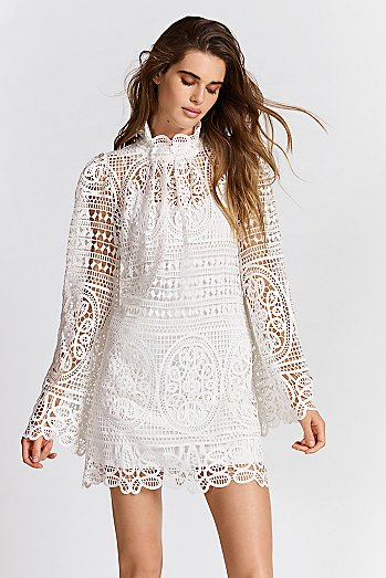 Vaughn Lace Dress