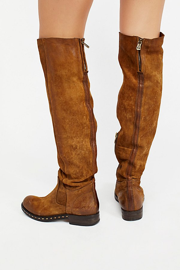 Slide View 3: Spaulding Over-The-Knee Boot