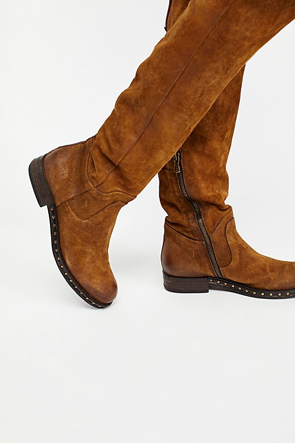 Slide View 4: Spaulding Over-The-Knee Boot