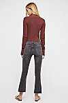 Thumbnail View 2: Straight Crop Jeans