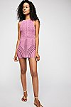Thumbnail View 4: Alora Crochet Mini Dress