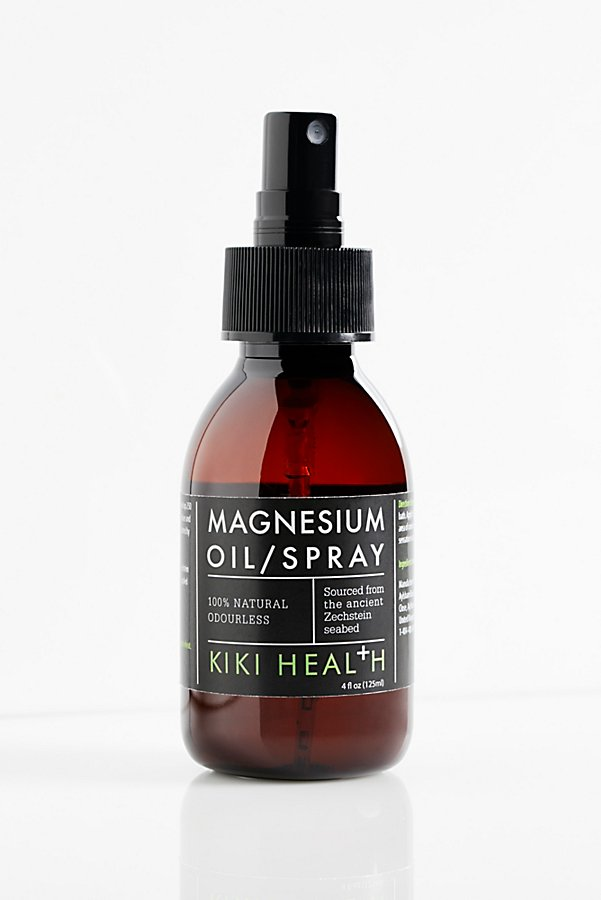 Slide View 1: KIKI Health Magnesium Oil