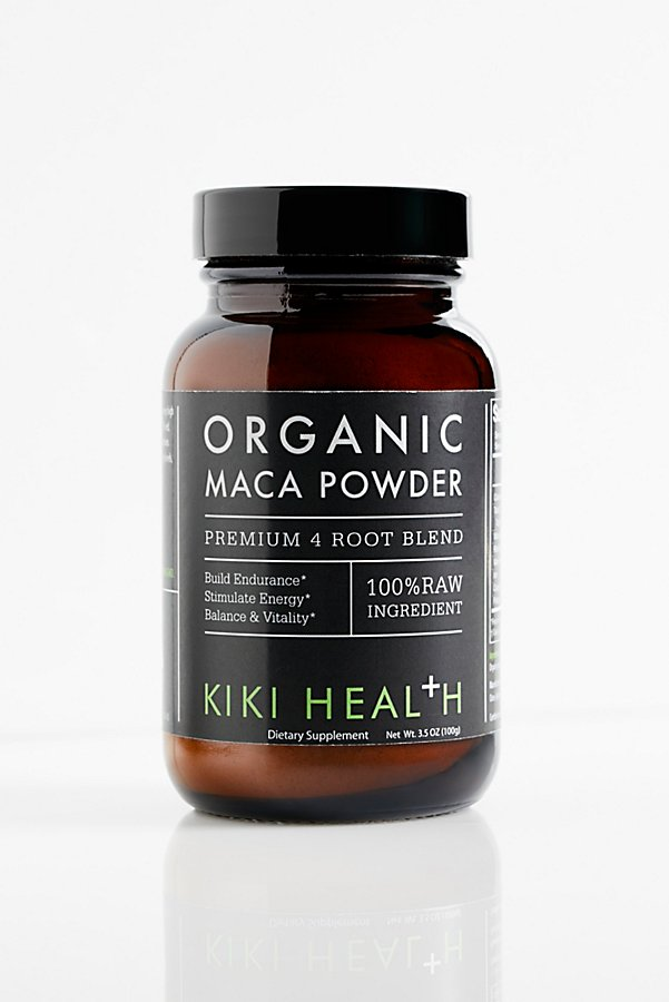 Slide View 2: KIKI Health Organic Maca Powder