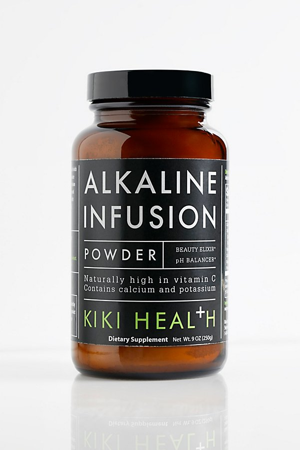 Slide View 1: KIKI Health Alkaline Infusion
