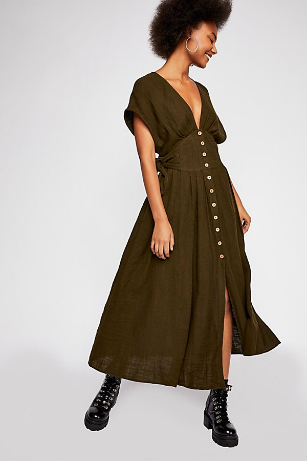 Slide View 1: Jacinta Midi Dress