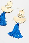 Thumbnail View 3: Bryce Canyon Tassel Earrings