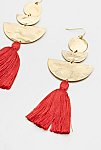 Thumbnail View 4: Bryce Canyon Tassel Earrings