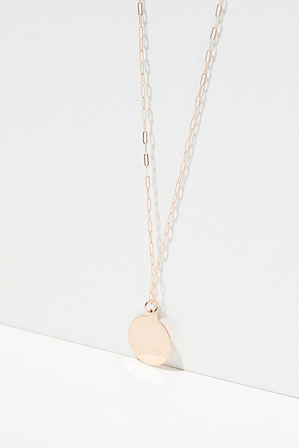 Slide View 1: 14k Gold Cecile Necklace