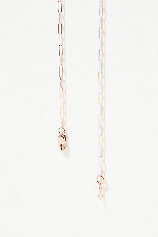 Slide View 3: 14k Gold Cecile Necklace